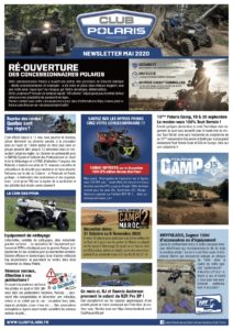 Vos Newsletters